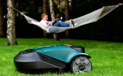 Robotfűnyiró, a szorgalmas és precíz kiskertész