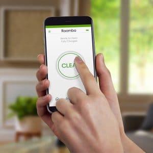 iRobot Home Applikáció