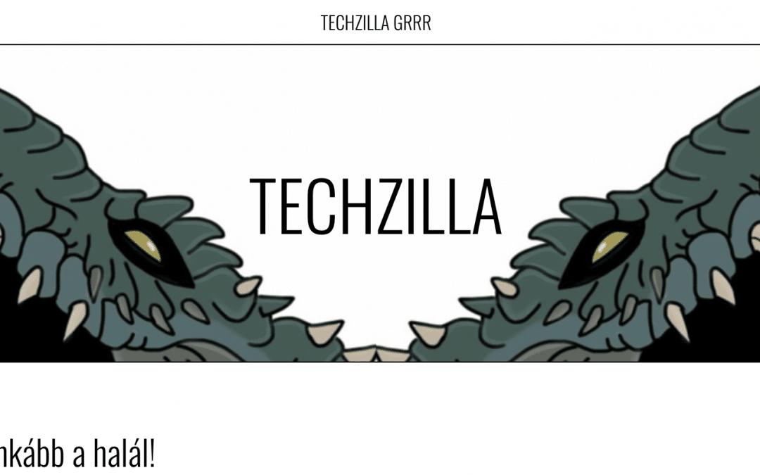 Kedves TECHZILLA!